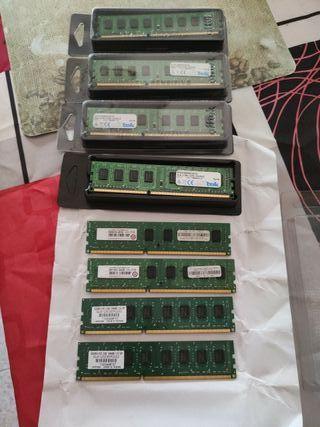 memorias RAM ddr3