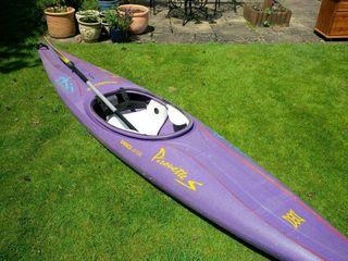 Kayak Pirouette Perception