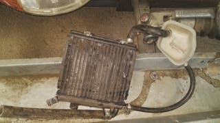 radiador de beta ark 50