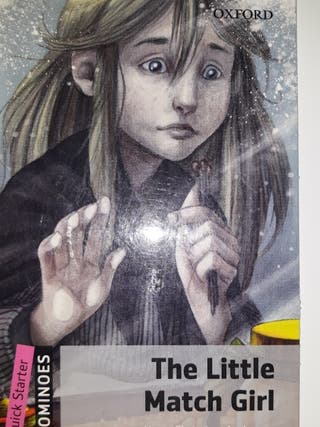 The Little Match Girl .Libro lectura inglés.