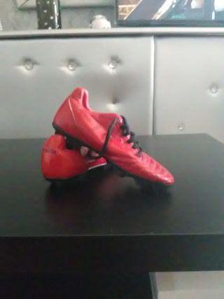 zapatillas de futbol sin estrenar