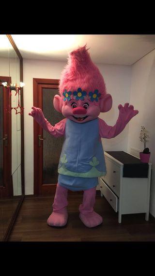 Disfraz Troll chica