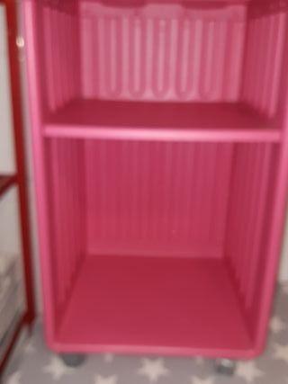 Mueble Auxiliar Rosa fucsia