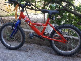 bicicleta niño. rueda 16
