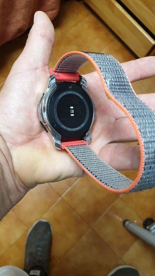 reloj gear s3 frontier usado