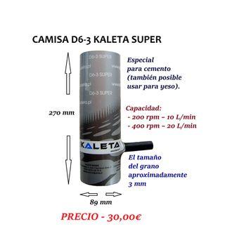 CAMISA D6-3 KALETA SUPER