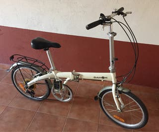 Bicicleta plegable Dahon + casco de regalo