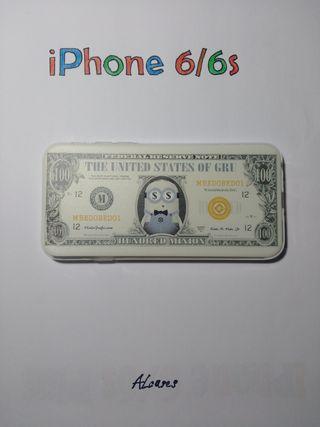 Funda iPhone 6 One Hundred minion