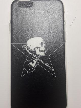 Funda iPhone 6 rock