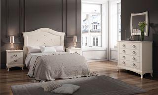 Dormitorio matrimonio blanco NUEVO