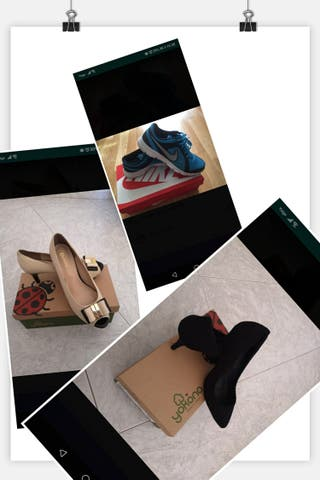 pack zapato mujer