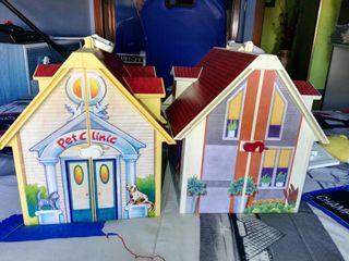 Casas maletín Playmobil