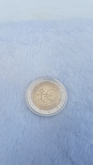 Moneda 2€ UEM 1999 - 2009