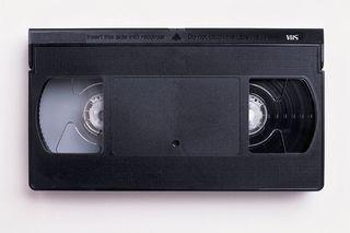 Se convierten cintas vhs a formato digital