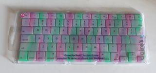 protector silicona teclado Macbook