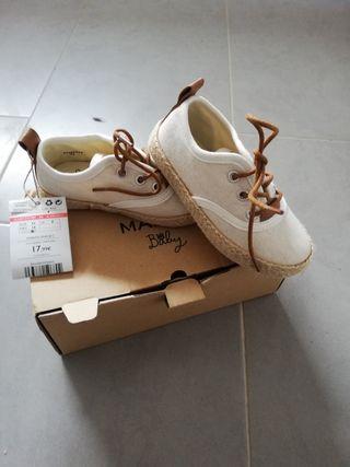 zapatos niño talla 23