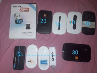 Router modems wifi
