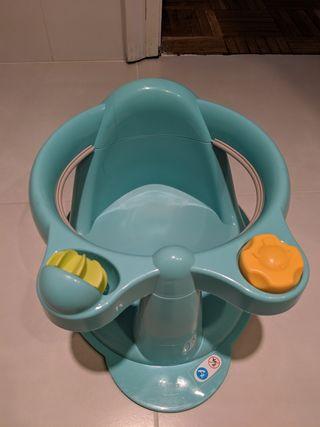 asiento de bañera