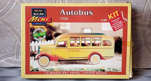 Maqueta autobus