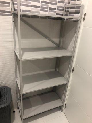 Estantería metálica Ikea