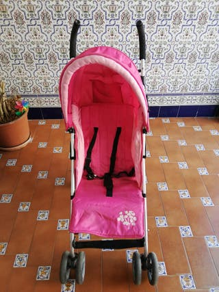 silla paseo reclinable