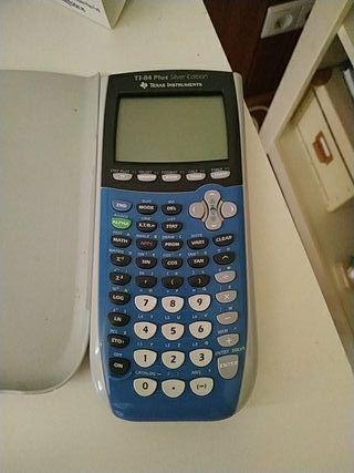 Calculadora TI-84 Plus Silver Edition