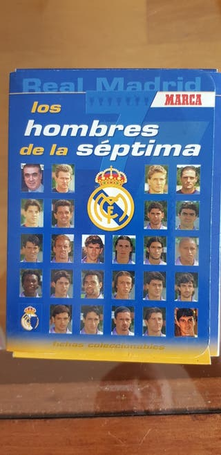 Real Madrid postales