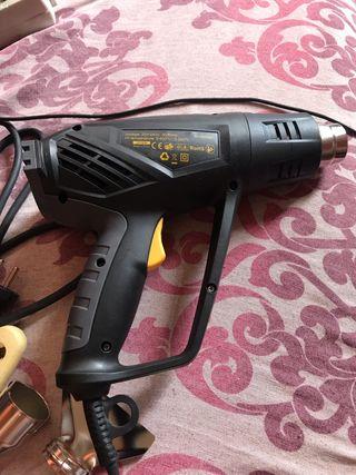 Pistola de aire caliente