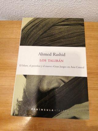 "LIBRO "" LOS TALIBÁN"" (AHMED RASHID)"