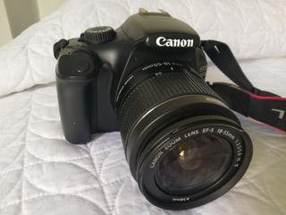 Cámara Canon 1100D EOS