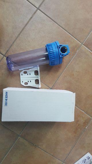 Portacartuchos filtro agua
