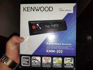 Radio coche KENWOOD