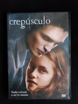 Saga Crepusculo en DVD