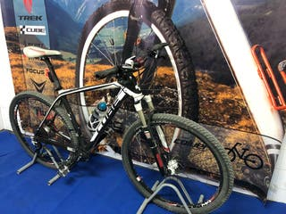 "BICI MTB CUBE REACTION PRO CARBONO 29""!!!"