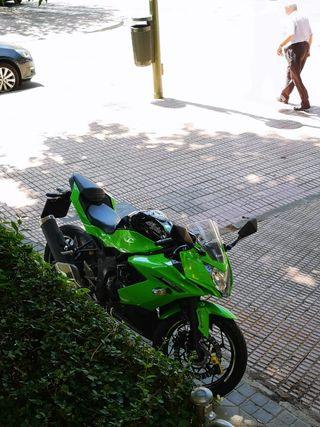 Kawasaki ninja 250 sl abs