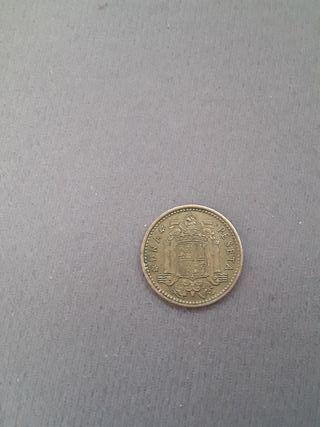 Moneda del año 1966