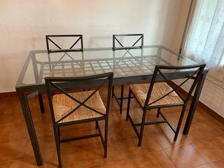 De Ikea Segunda Mimbre Sillas Barcelona Mano En Wallapop 6gyf7b