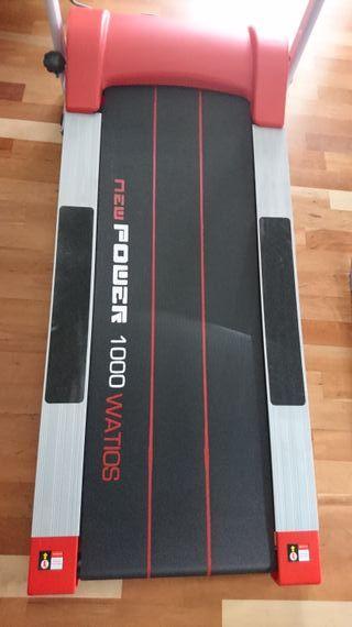 CINTA DE ANDAR / CORRER NEW POWER 1000W