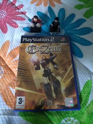 Ex Zeus PS2