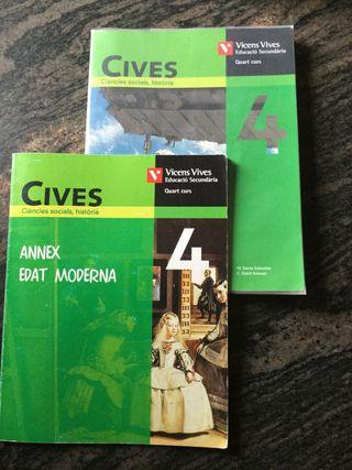 Ciencias sociales, historia