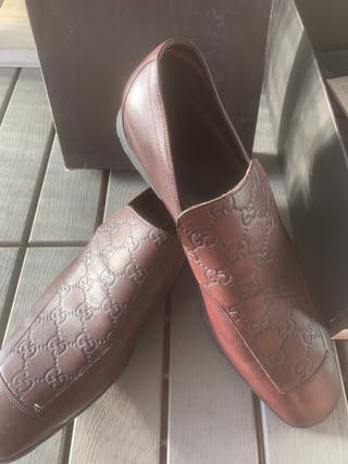 285ba6c5 Zapatos Gucci de segunda mano en Madrid en WALLAPOP