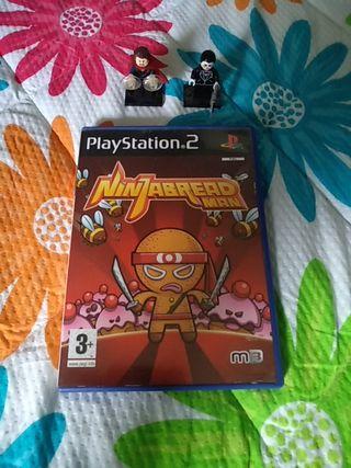 Ninjabread Man PS2