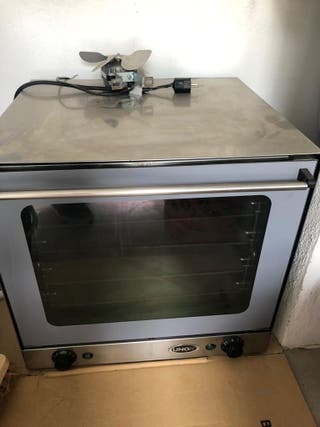 Horno pan industrial