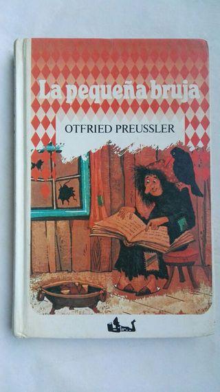La pequeña bruja Otfried Preussler tapa dura