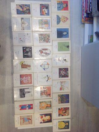 Libros colección minia