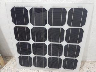 Módulo solar 30W monocristalino