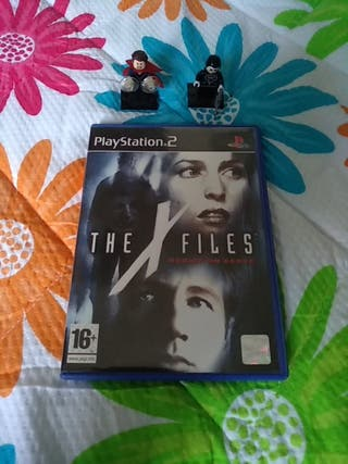 The X-Files PS2