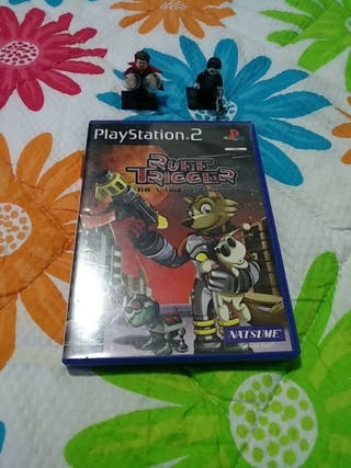 Ruff Trigger PS2