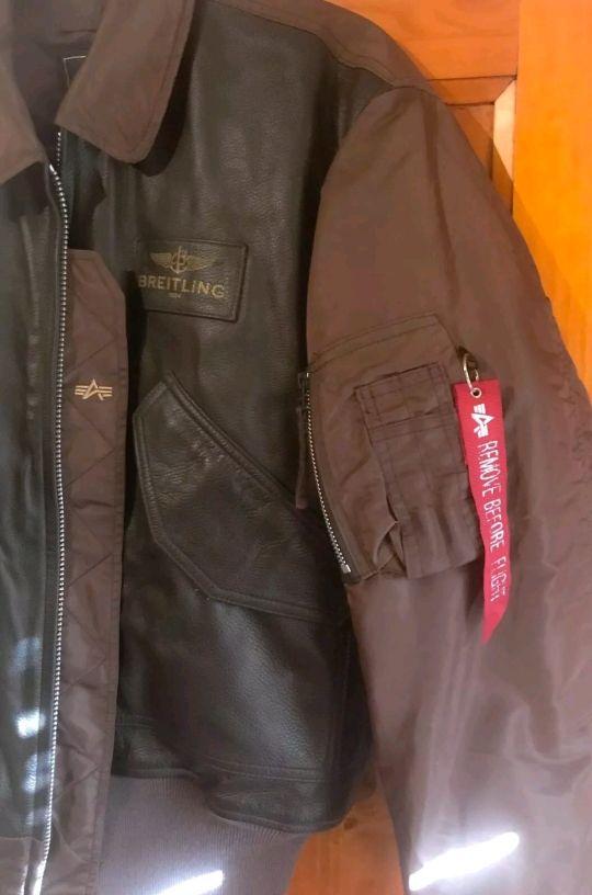 Breitling Alpha® Industries Jacket