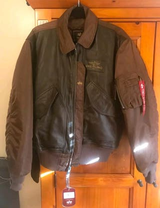 Breitling Alpha® Industries Jacket